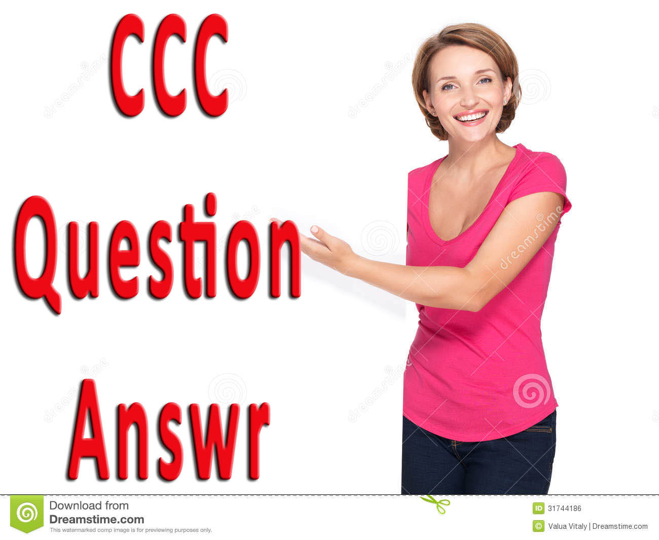 CCC Important Question Paper