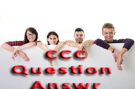 CCC Question Answer