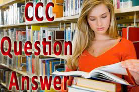 CCC Sample Paper With Answer