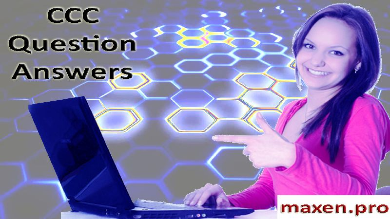 NIELIT CCC Sample Question Paper in Hindi PDF