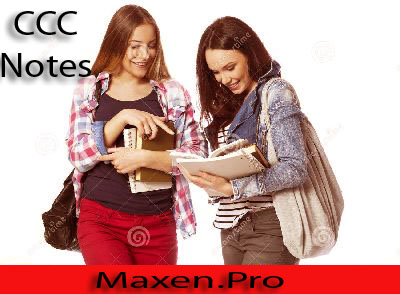 NIELIT DOEACC CCC Elements of Linux Study Material Notes in Hindi English
