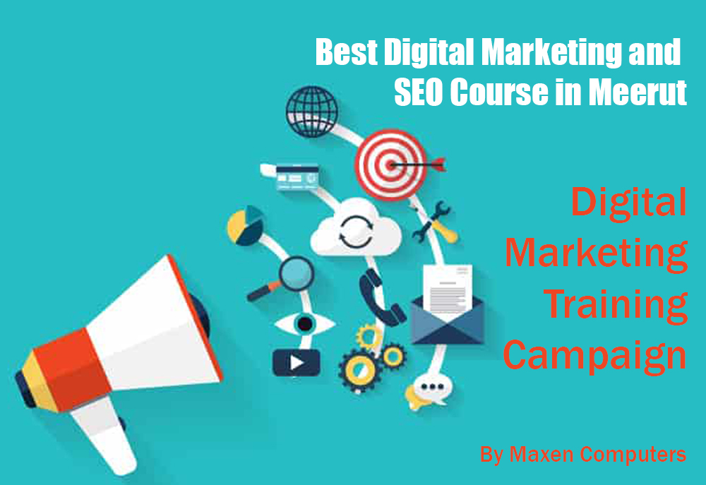 Best Digital Marketing and SEO Course in Meerut